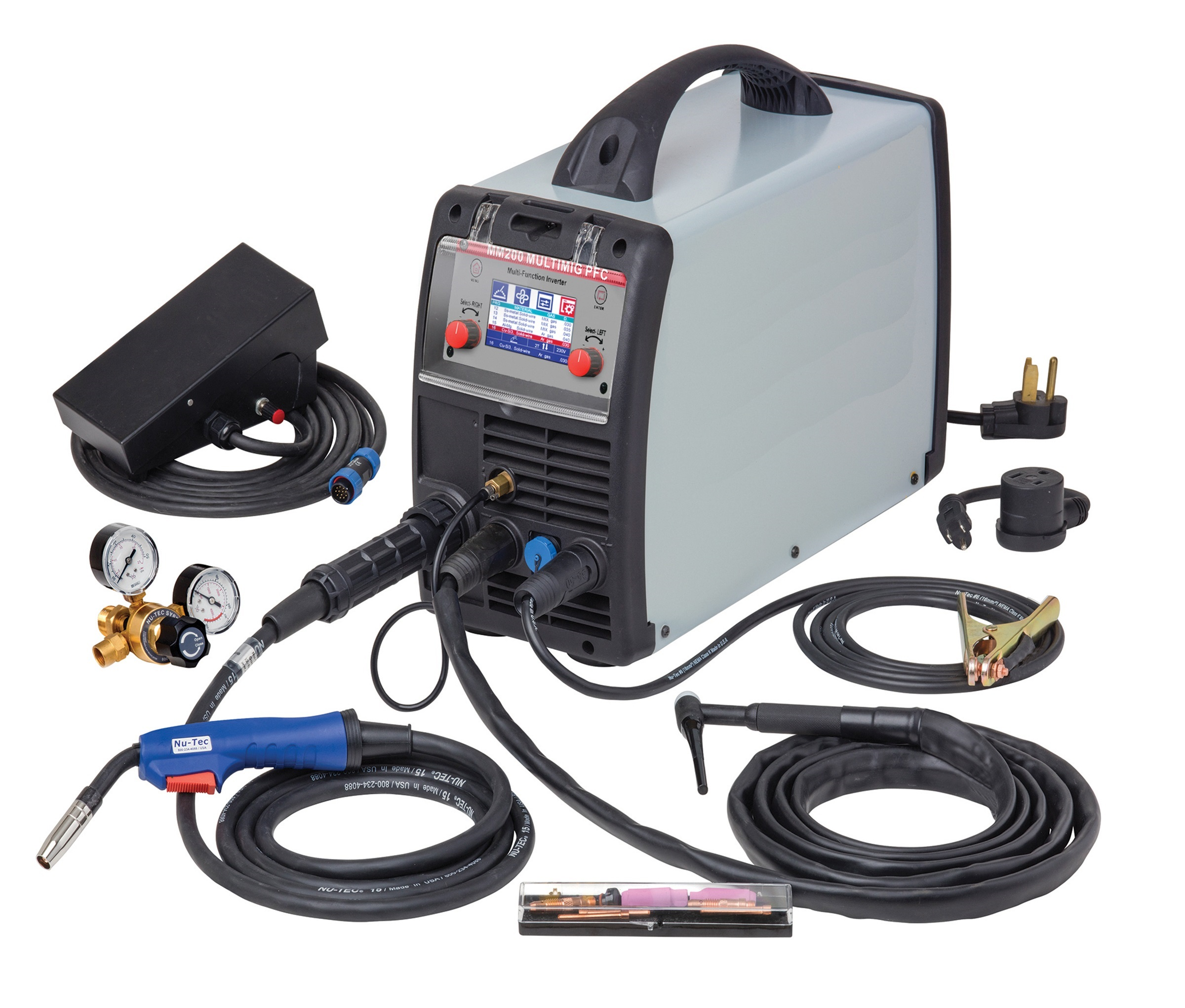 Mig Welding Systems By Nu Tec 030 Wire Also With Welder Parts Diagram Mg200s